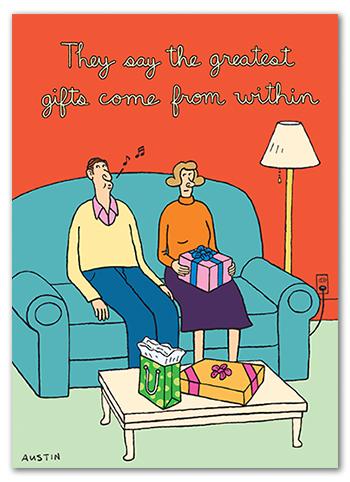 Snafu Birthday Card BD221