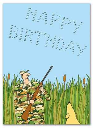 Snafu Birthday Card BD222