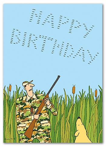 Snafu Birthday Card BD222