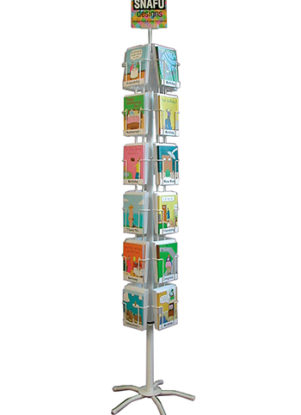 Display Rack F24