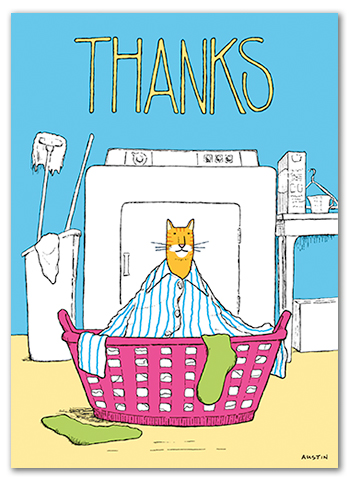 TY003 Thank You Card