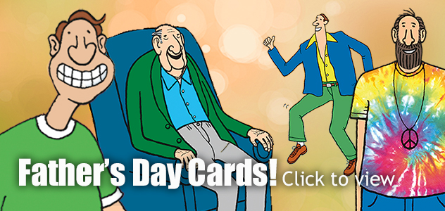 Snafu has Fathers Day Cards