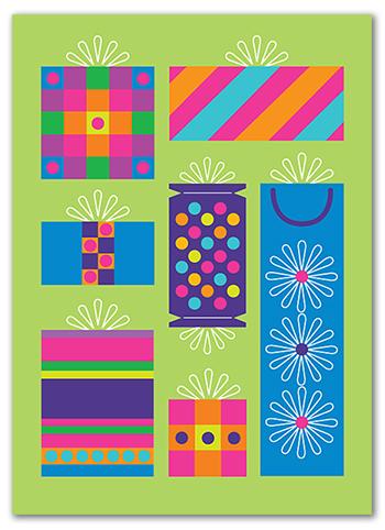 Cabaloona Birthday Card 3532