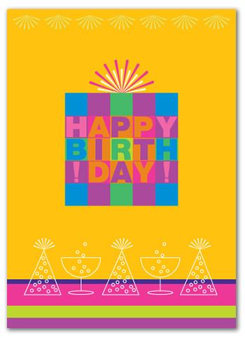 Cabaloona Birthday Card 3533
