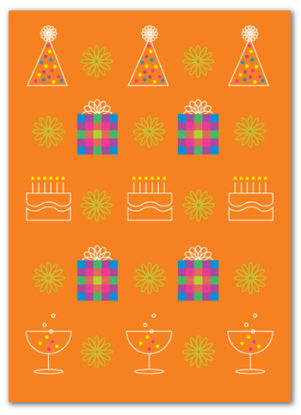 Cabaloona Birthday Card 3536