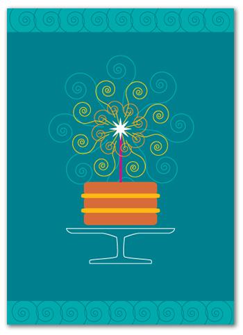 Cabaloona Birthday Card 3537