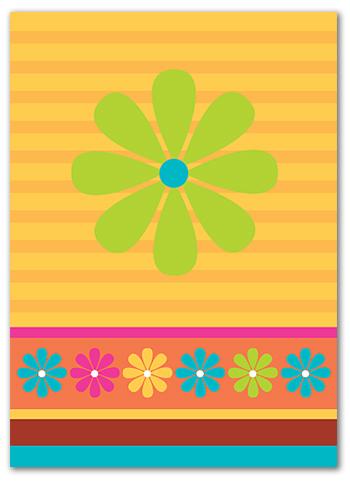 Cabaloona Blank Card 3548