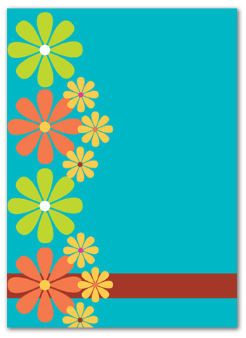 Cabaloona Blank Card 3549