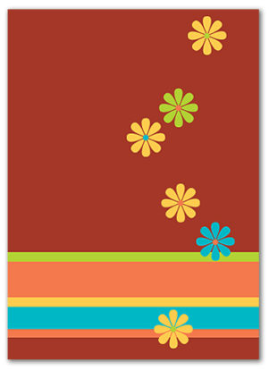 Cabaloona Blank Card 3550