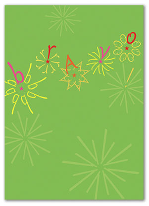 Cabaloona Congratulations Card 3552