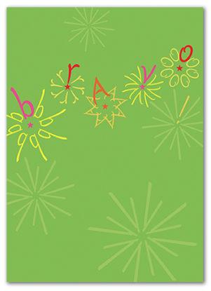 Cabaloona Congratulations Card 3552