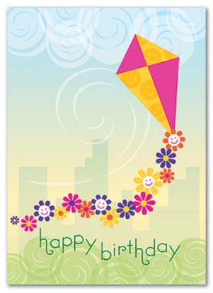 Cabaloona Birthday Card 3554