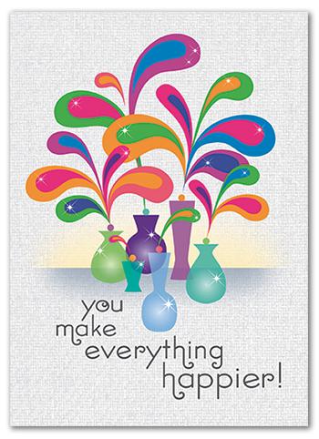 Cabaloona Birthday Card 3556