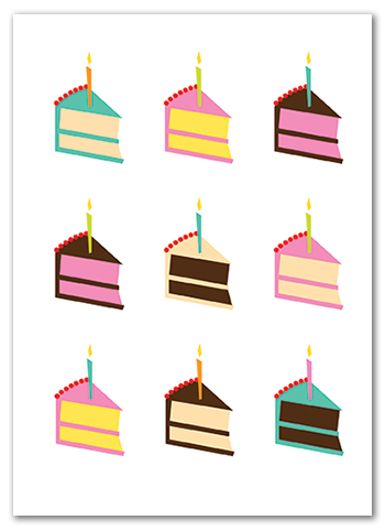 Cabaloona Birthday Card 3558