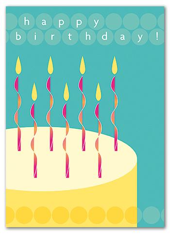 Cabaloona Birthday Card 3559