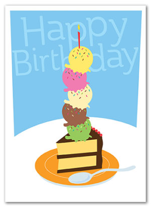 Cabaloona Birthday Card 3561