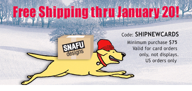 Free Shipping thru January 20