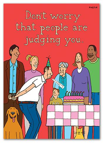 BD251 Judging You